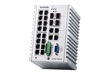 DIN-rail managed switches